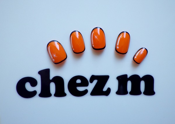IMGP1416 nail art chez m brille paint