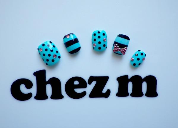 IMGP1418 modeles nail art de chez m cutie pop