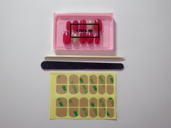 IMGP2044 modeles nail art faux ongles sur mesure nail salon chez m tokyo a nantes original french