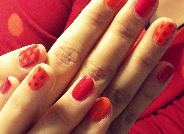 IMGP2263 nail art pois dots nail salon nantes chez m tokyo