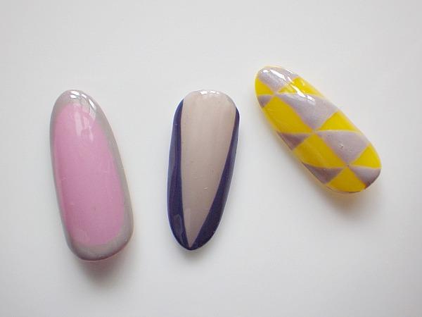 IMGP2273 modeles ongles nail art geometric scandinave nail art nail salon a nantes