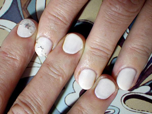 IMGP2302 modeles nail art nail salon chez m tokyo a nantes chic etoiles simple