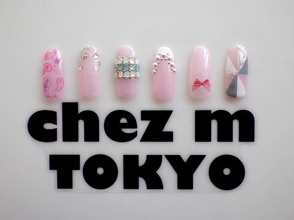 IMGP2346 modeles ongles nail art mars 2014 ongle nail salon a nantes japonaise