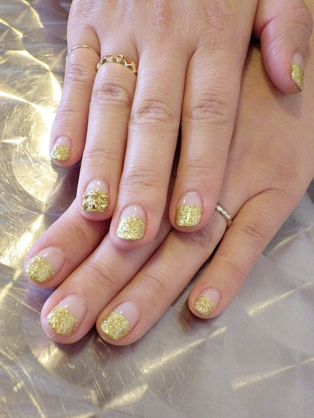 IMGP2352 modeles ongles nail art french dore mode lux eclat nail salon