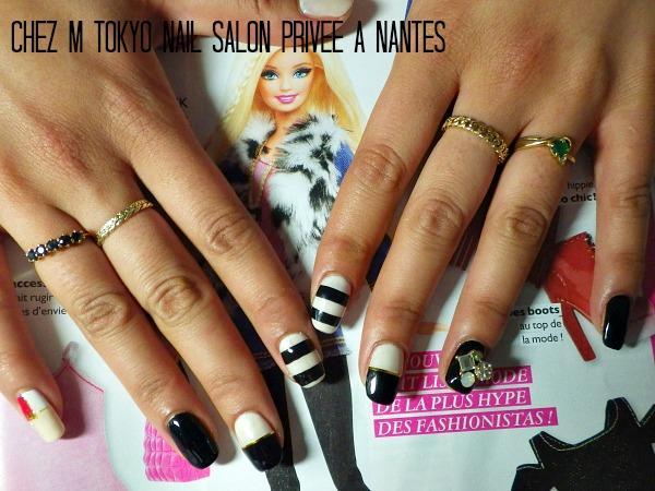□\u2016□\u2016Splendide nail art classic Barbie\u2016□\u2016□\u2016 \u2039 Nail Artist