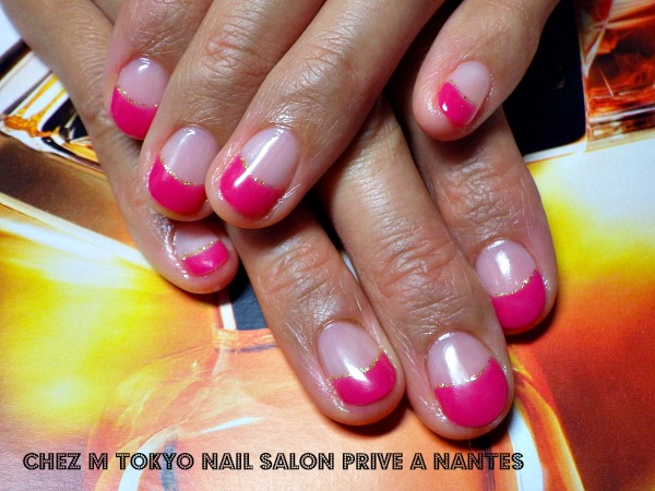 gel uv soak off nail artist japonaise nantes chez m tokyo gel nail uv nail art original. Black Bedroom Furniture Sets. Home Design Ideas