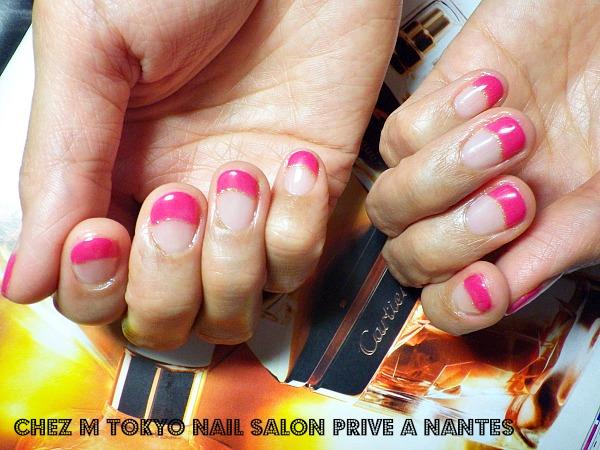 IMGP2980 modeles ongles le gel uv vernis nail art original 50's vivid rose nail salon styliste prothésiste ongulaire à nantes.jpg