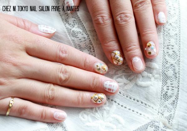 Nail artist japonaise nantes chez m tokyo gel nail for Salon prothesiste ongulaire