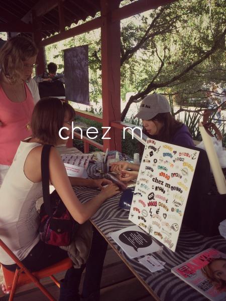 MARCHE DES CREATEURS - Itineraires Nantes Japon 2013 01